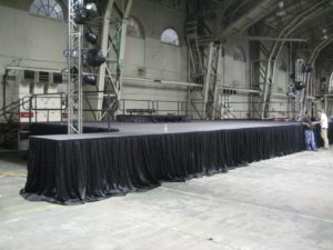 concert, stage, concert stage, performance, rental, stage hire, staging, philadelphia