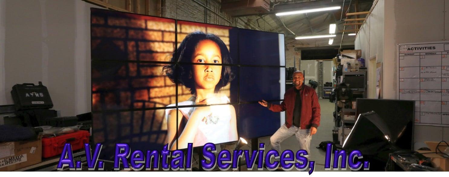 videowall rentals, video, wall, videowall, hd video, 3x3